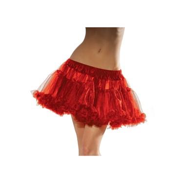Layered Tulle Adult Petticoat