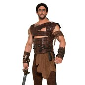 Leather Armor Adult Set