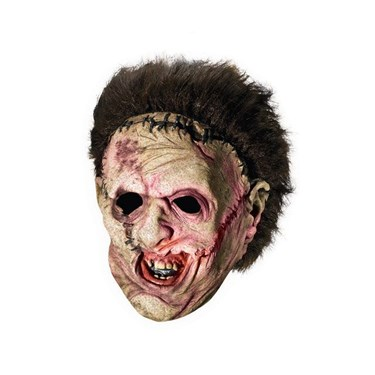 Leatherface Deluxe Adult Overhead Mask