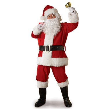 Legacy Santa Suit Adult XL Costume