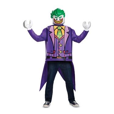 Lego Batman Joker Classic Adult Costume