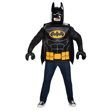 Lego Batman Movie Batman Classic Adult Costume