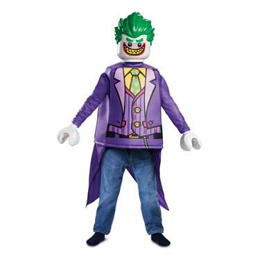 Lego Batman Movie Joker Classic Child Costume