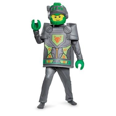 Lego Nexo Knights Aaron Deluxe Child Costume