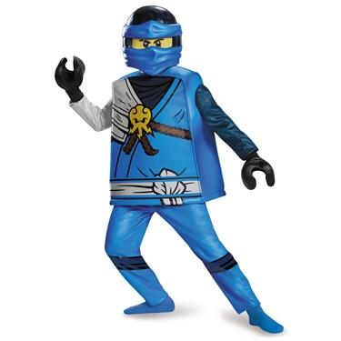 Lego Ninjago Jay Deluxe Child Costume