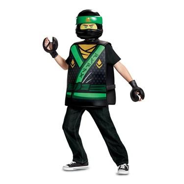 Lego Ninjago Lloyd Basic Child Costume