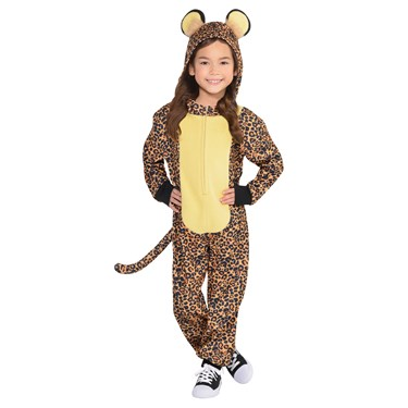 Leopard Child Zipster