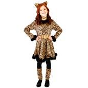 Leopard Dress Child Costume