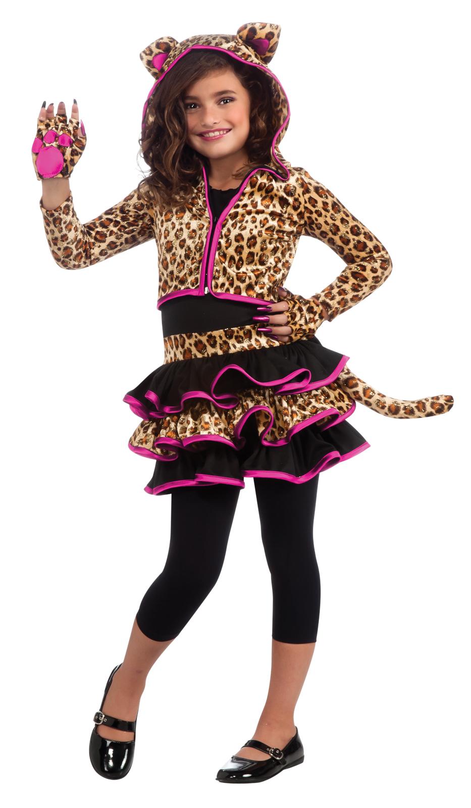 Leopard Hoodie Child Costume | BuyCostumes.com