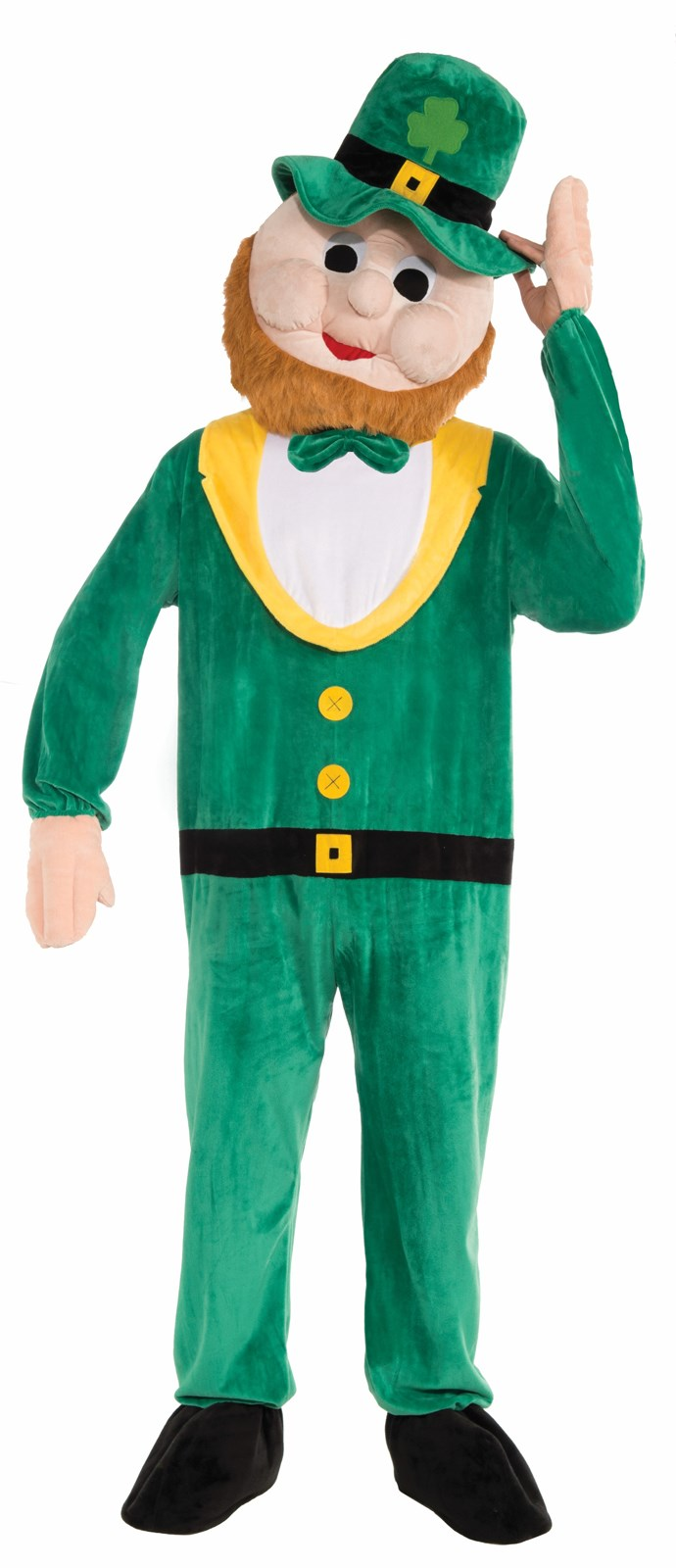 Leprechaun Mascot Adult Costume | BuyCostumes.com