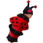 Lexi the Ladybug Infant Swaddle Costume