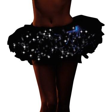 Light Up Black Tutu (Adult)