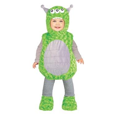 Lil' Alien Toddler Costume