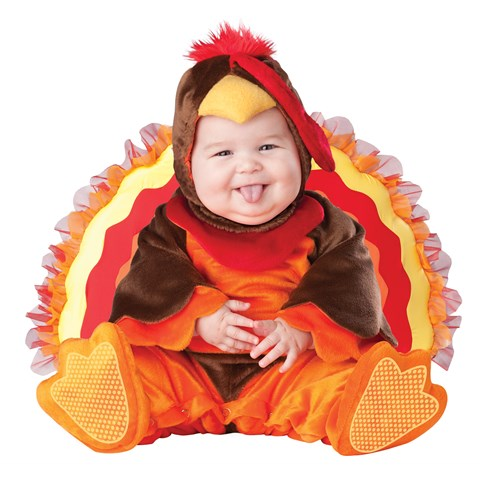 Lil' Gobbler Infant / Toddler Costume