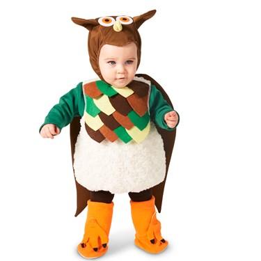 Lil' Hoot Owl Infant Costume