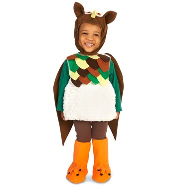 Lil' Hoot Owl Toddler Costume
