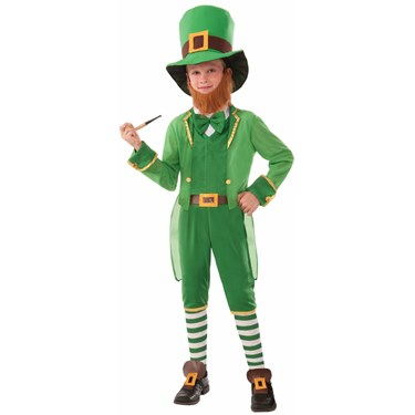 Lil Leprechaun Child Costume