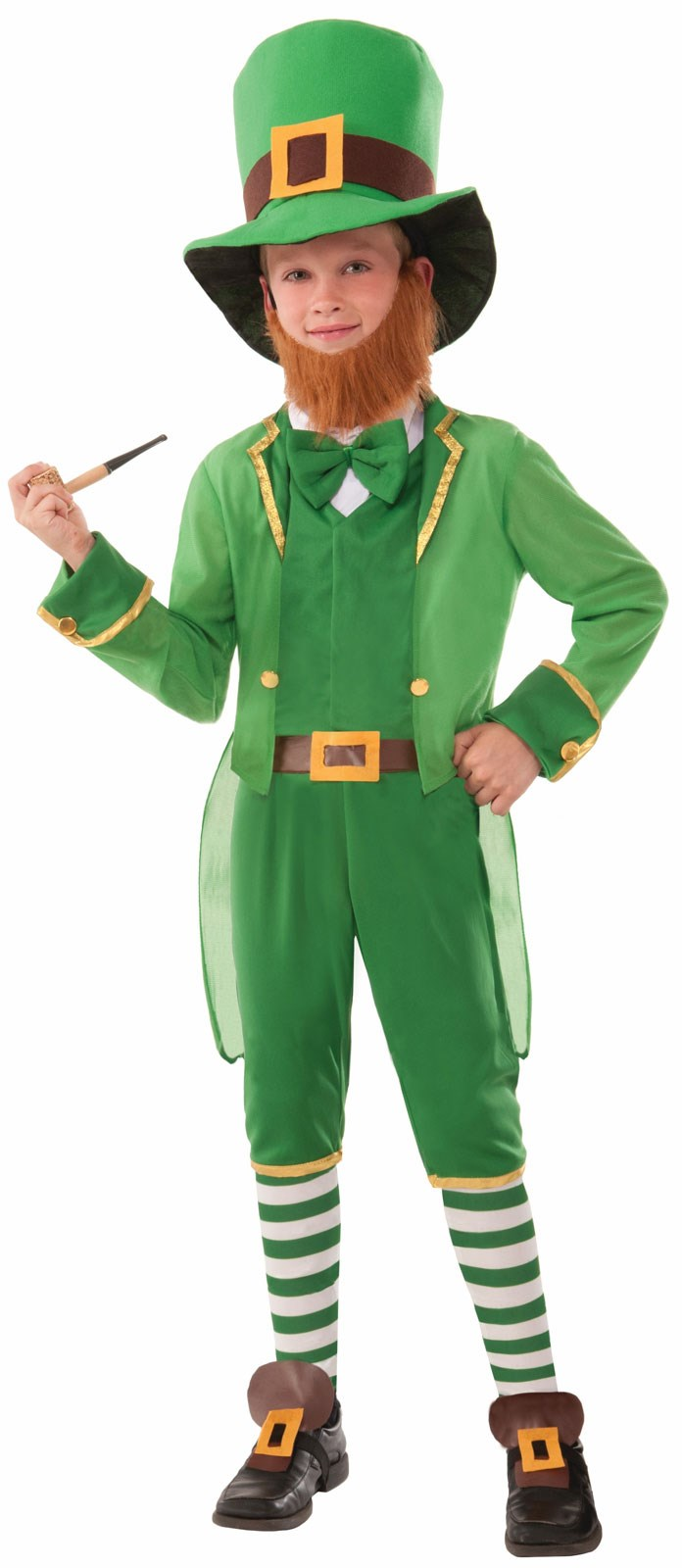 lil leprechaun child costume buycostumes com