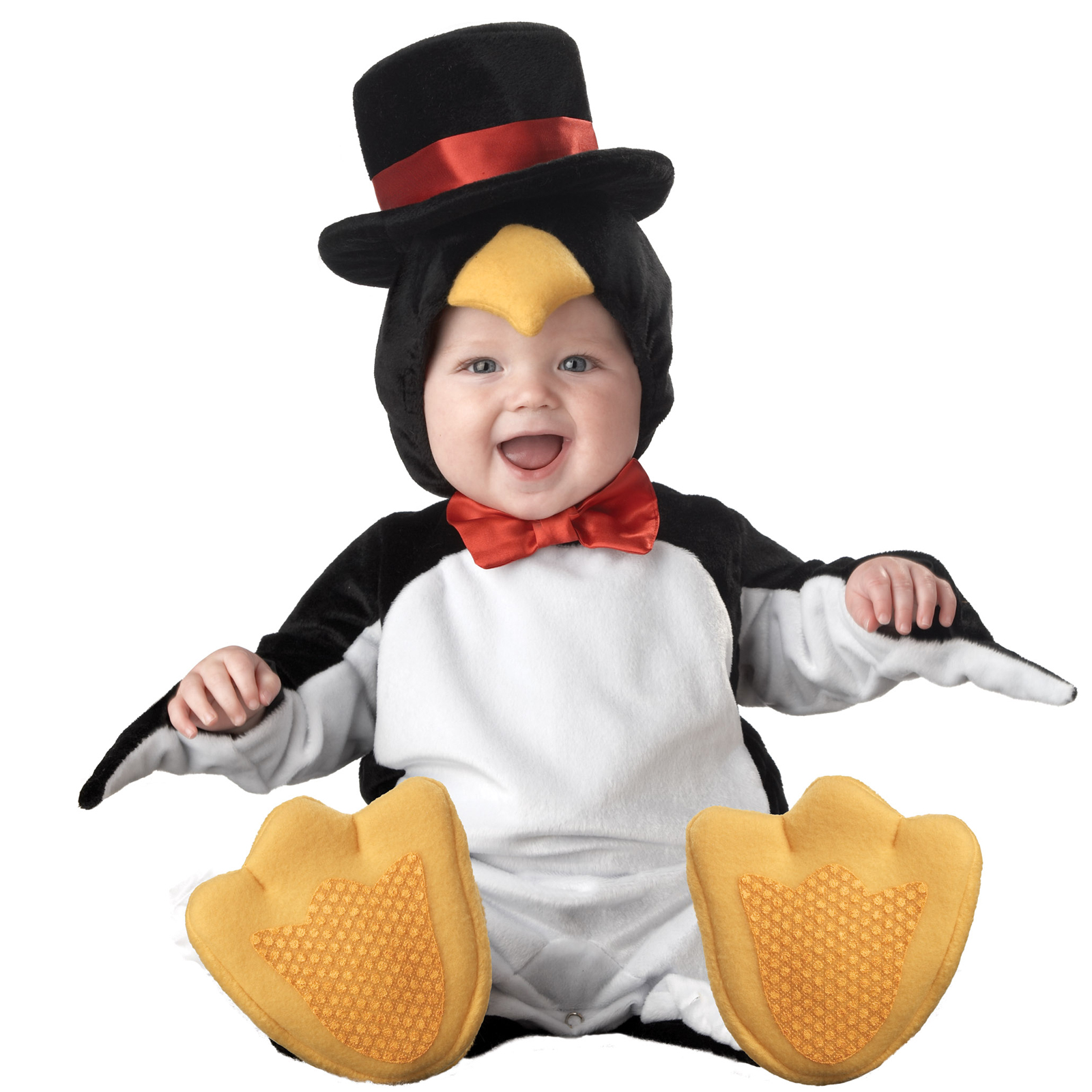 Model Baju Bayi Lucu Pinguin