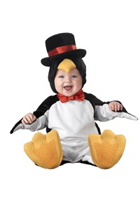 Click Here to buy Lil Penguin Elite Collection Baby & Toddler Costum from BuyCostumes