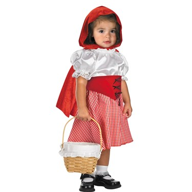 Lil' Red Riding Hood Infant / Toddler Costume