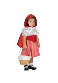 Click Here to buy Lil Red Riding Hood Baby & Toddler Costume from BuyCostumes