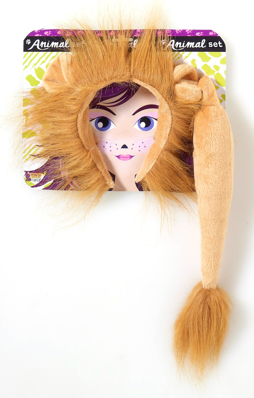 Lion Ears And Tail Buycostumes Com