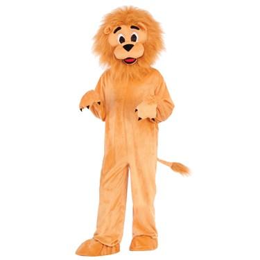 Lion Mascot Child Costume