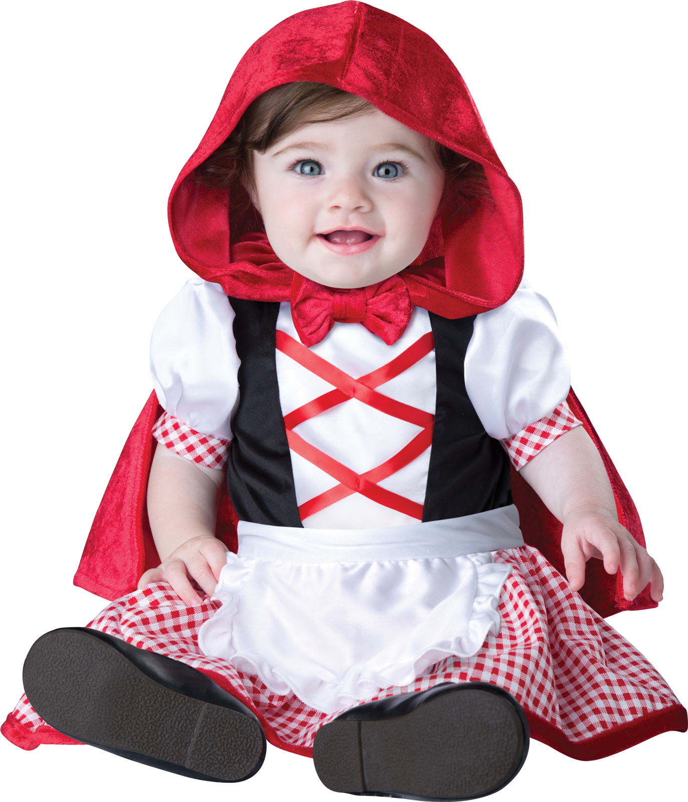 little baby red riding hood costume