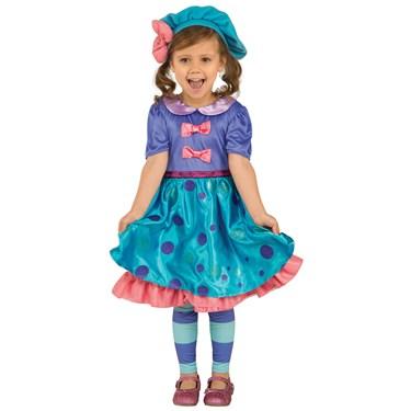 Little Charmers Lavendar Toddler Costume