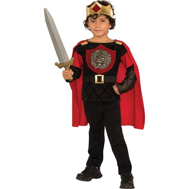 Little Knight Child Costume