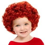 Little Orphan Girl Child Wig