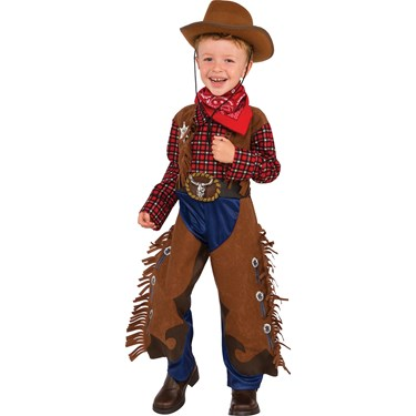 Little Wrangler Child Costume