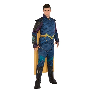 Loki Deluxe Adult Costume