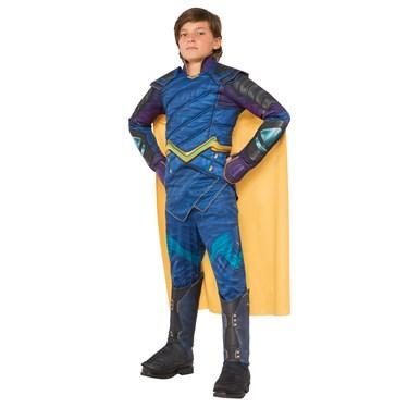 Loki Deluxe Child Costume