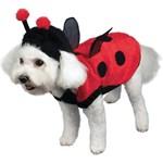 Lovely Ladybug Dog Costume