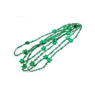 Luck of the Irish Shamrock Beads
