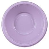 Luscious Lavender (Lavender) Plastic Bowls (20 count)