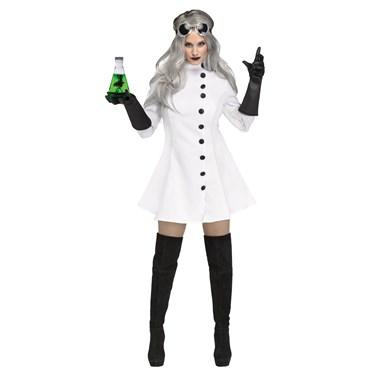 Mad Scientist Women's Costume