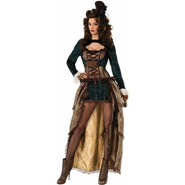 Madame Steampunk Adult Costume