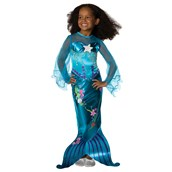 Magical Mermaid Toddler/Child Costume