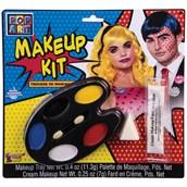 Makeup Kit - Pop Art - Adult