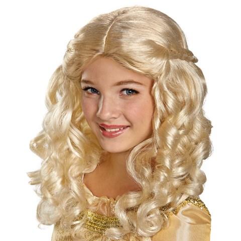Maleficent - Child Aurora Wig