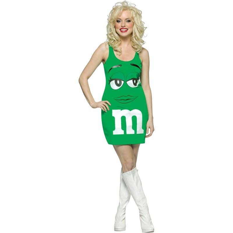 Tank dress riddler sexy costume