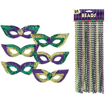 Mardi Gras Party Pack Bundle