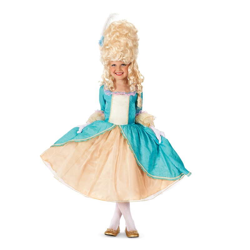 Marie Antoinette Dress Child Costume
