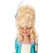 Marie Antoinette Kids Wig