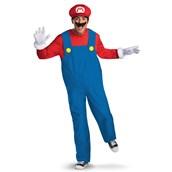 Mario Deluxe Teen Costume