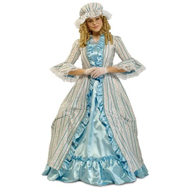 Martha Washington Adult Costume
