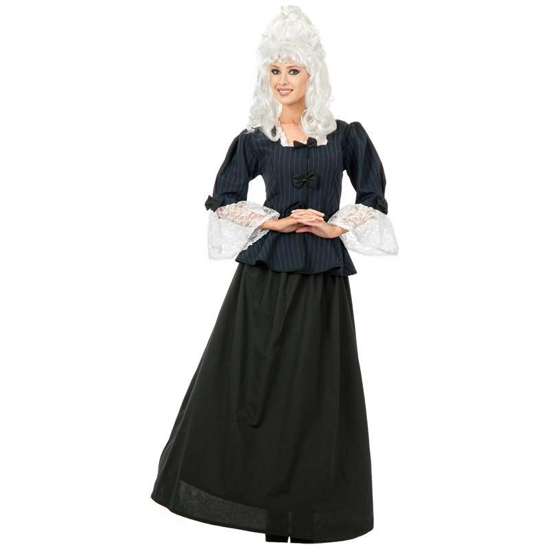 Martha Washington Colonial Woman Adult Costume
